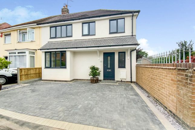 4 bed semi-detached house for sale in Kings Walk, Leicester Forest East, Leicester LE3