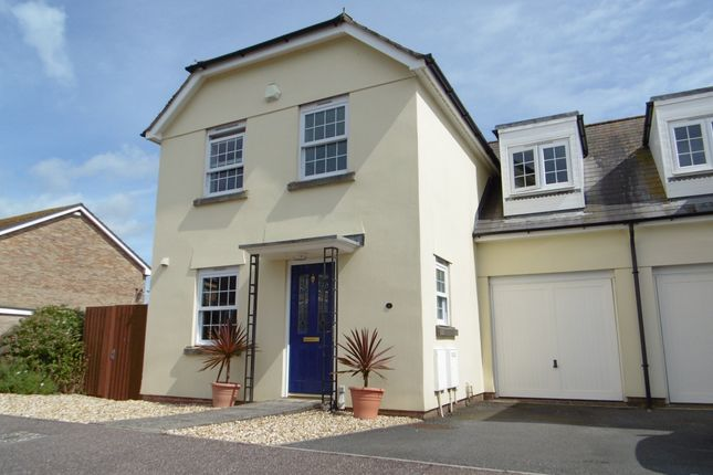 Thumbnail Semi-detached house for sale in Riverdale Orchard, Seaton, Devon
