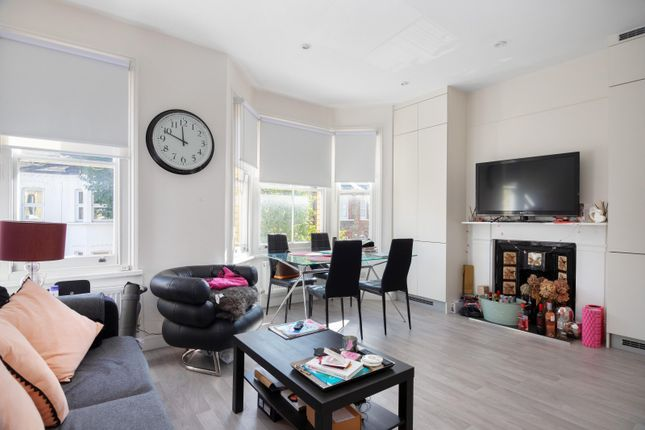 Thumbnail Flat to rent in Ingelow Road, Battersea