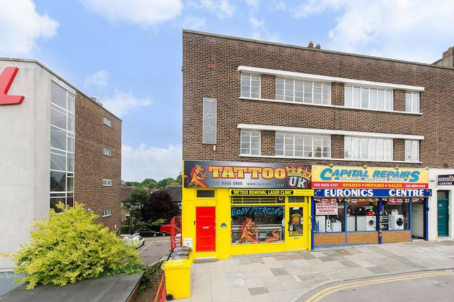 Thumbnail Flat to rent in Imperial Drive, West Harrow, Harrow