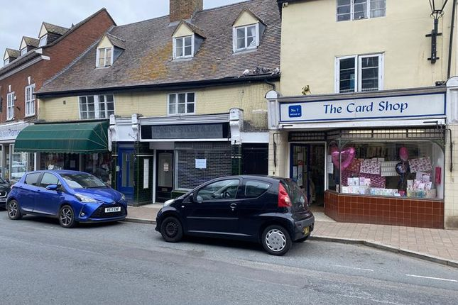Thumbnail Commercial property for sale in Broad Street, Newent, Gloucestershire
