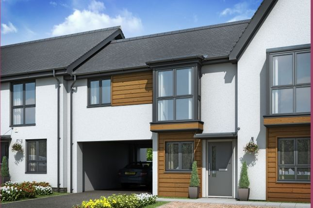 Thumbnail Terraced house for sale in The Redwing, Plymbridge Lane, Plymouth, Devon