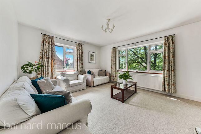 Thumbnail 3 bed maisonette for sale in High Street, Merstham, Redhill
