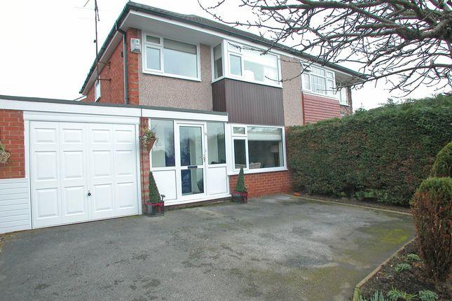 3 bed semi-detached house for sale in Carlton Close, Parkgate, Neston