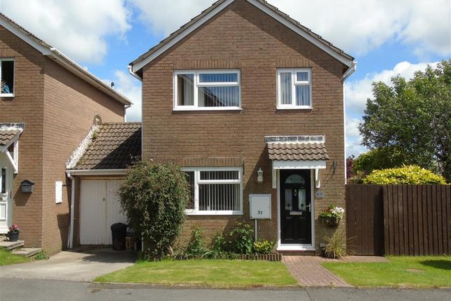 Thumbnail Property to rent in Heol Castell Coety, Bridgend
