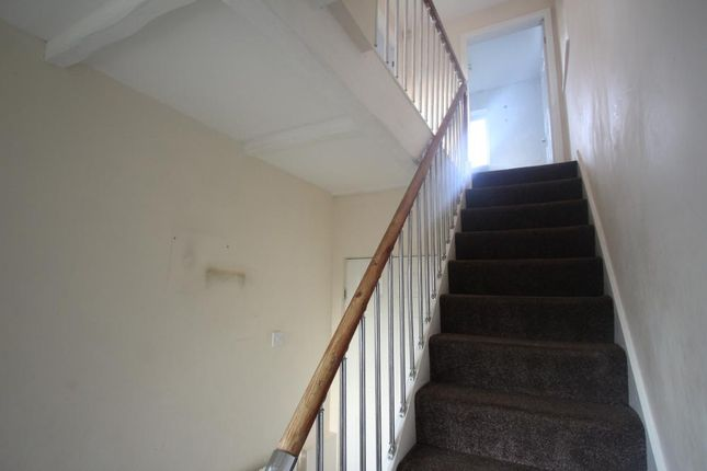 Stairway of Lindley Crescent, Thurnscoe, Rotherham S63