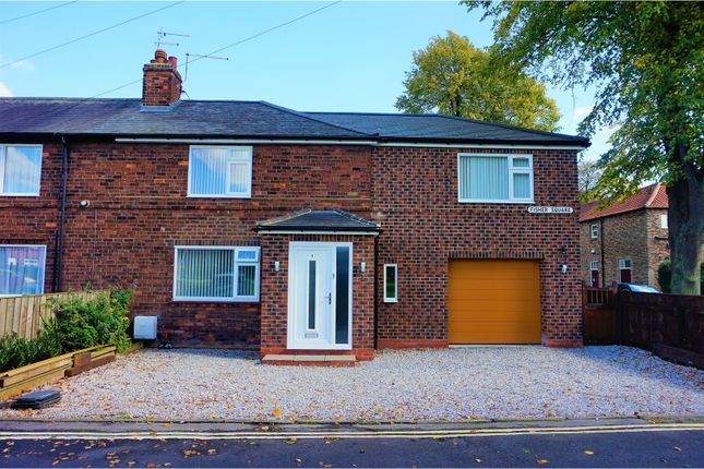 Thumbnail End terrace house for sale in Fisher Square, Beverley