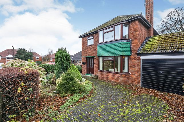 3 bed detached house for sale in Falcon Way, Dinnington, Sheffield, South Yorkshire S25