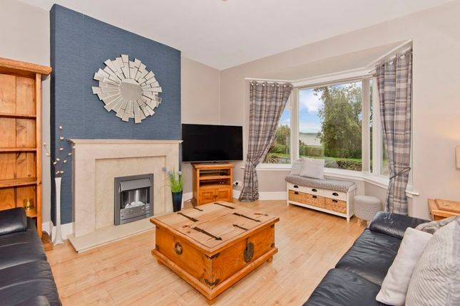Living Room of Trottick Circle, Old Glamis Road, Dundee DD4