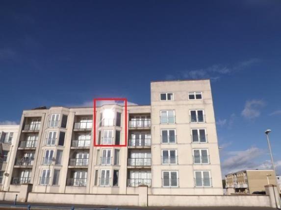 Thumbnail Flat for sale in West End Point, West End Parade, Pwllheli, Gwynedd