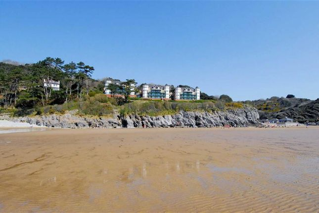 Thumbnail Flat for sale in Caswell Bay Court, Mumbles, Swansea