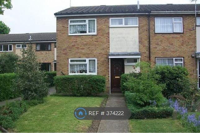 Thumbnail End terrace house to rent in The Walk, Felixstowe