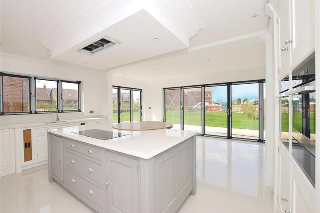 Thumbnail Detached house for sale in Sandwich Road, Hammill Brickworks Deal, Sandwich, Kent