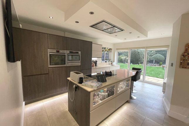 5 bed detached house for sale in Sorrel Close, Wootton, Northampton NN4