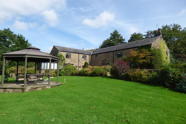 Thumbnail Detached house for sale in Rochdale Road, Ramsbottom, Bury