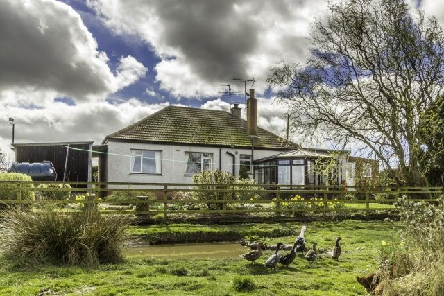 Thumbnail Bungalow for sale in Dubheads Of Madderty, Crieff, Perth, Perthshire