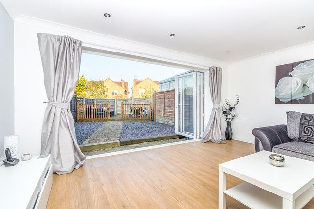 Thumbnail Terraced house for sale in Tatsfield Close, Gillingham