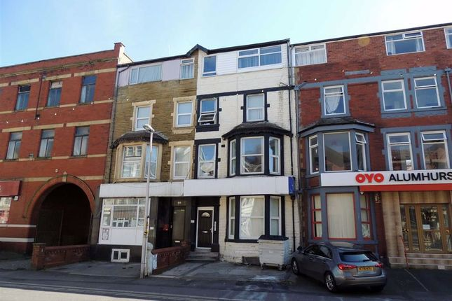 Thumbnail Block of flats for sale in Charnley Road, Blackpool