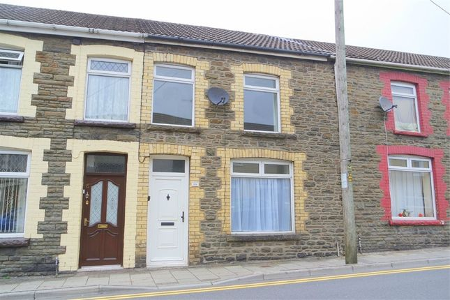 Thumbnail Terraced house to rent in Caerau Road, Maesteg, Mid Glamorgan