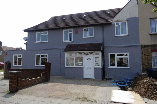 Thumbnail Flat to rent in Carlyle Avenue, Southall