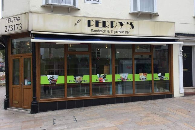 Restaurant/cafe for sale in Piccadilly, Hanley, Stoke-On-Trent