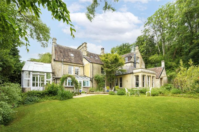 Thumbnail Property for sale in The Manor House, Mill Lane, Monkton Combe, Bath