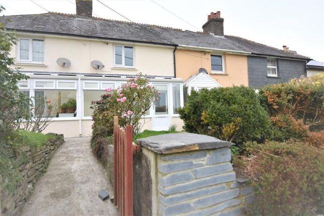 Thumbnail Terraced house to rent in St. Dominick, Saltash, Cornwall