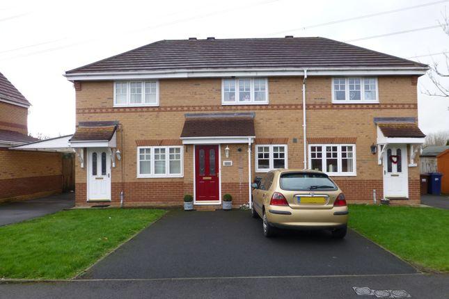 Mews house to rent in Cloughfield, Penwortham, Preston