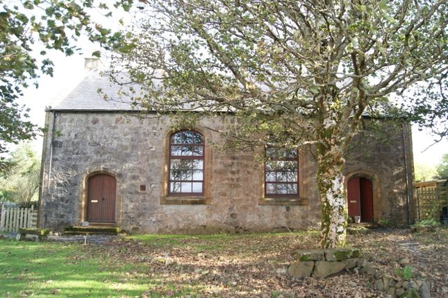 Thumbnail Detached house for sale in Dunhallin, Waternish, Isle Of Skye