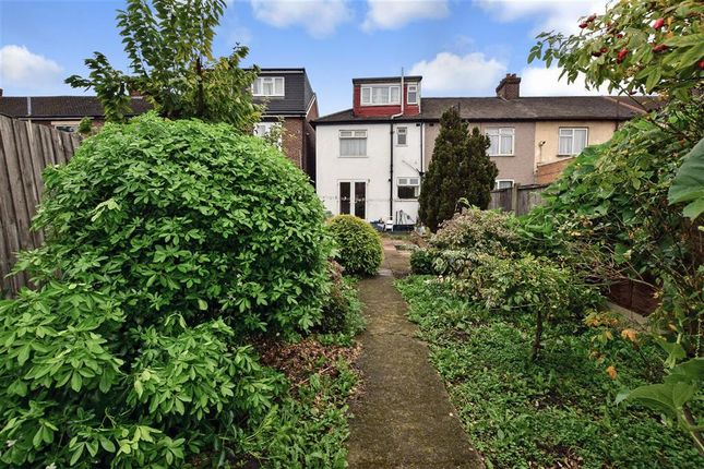Thumbnail End terrace house for sale in Newham Way, London