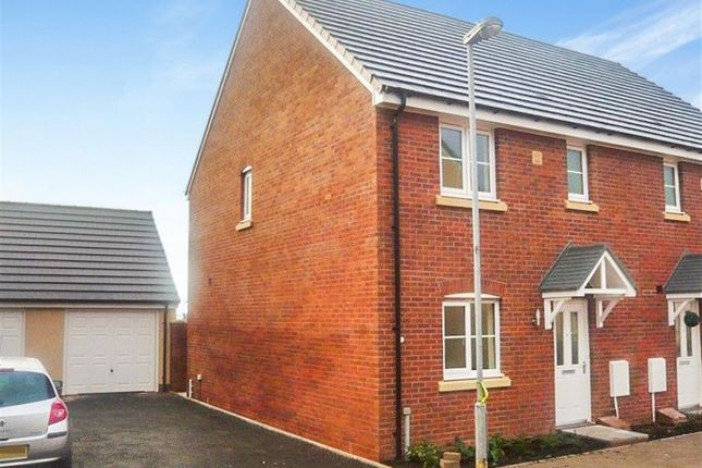 Thumbnail Property to rent in Maes Yr Ysgall, Coity, Bridgend