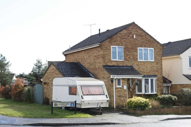 Thumbnail Detached house for sale in Overcombe Close, Poole