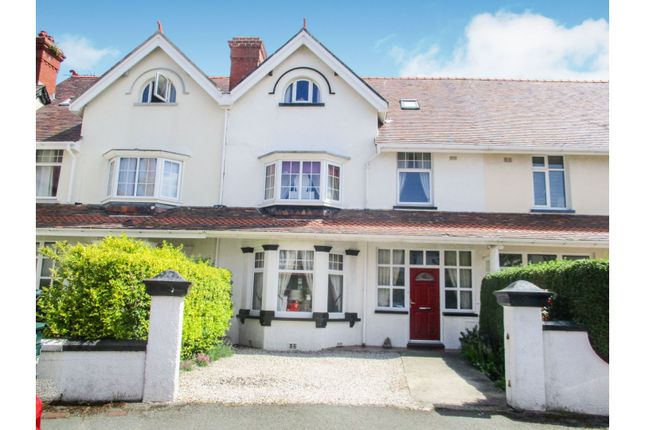 Thumbnail Terraced house for sale in St. Davids Place, Llandudno