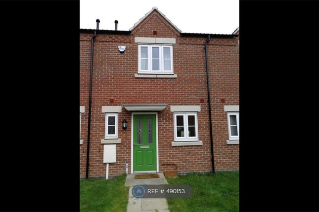 Thumbnail Terraced house to rent in Chapel Street, Sutton-In-Ashfield