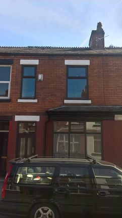 Thumbnail Terraced house for sale in Braemar Road Fallowfield, Manchester, Manchester