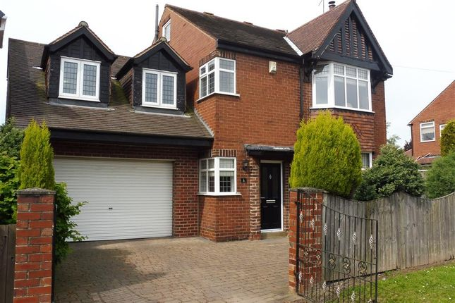 Thumbnail Detached house for sale in Highfield Road, Pontefract