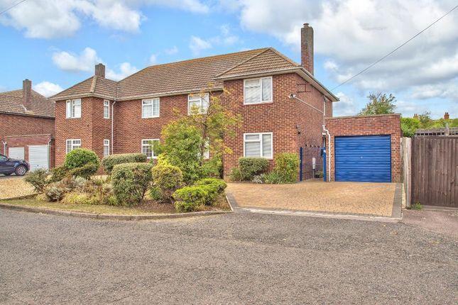 Thumbnail Semi-detached house for sale in Brancker Avenue, Shortstown, Bedfordshire