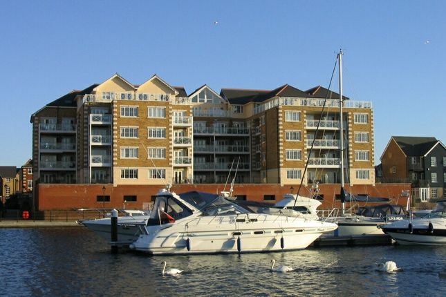 Thumbnail Flat to rent in Pacific Heights South, Golden Gate Way, North Eastbourne