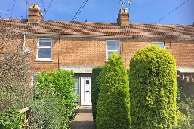 Thumbnail Terraced house for sale in Bindon Road, Taunton