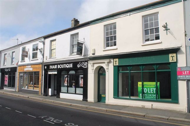 Thumbnail Retail premises to let in 4, Little Castle Street, Truro