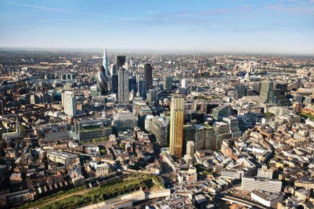 Flat for sale in Principal Tower, Shoreditch, London
