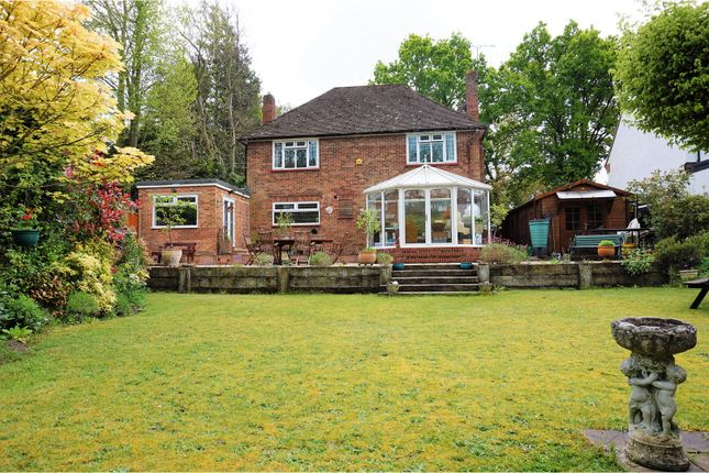 Thumbnail Detached house for sale in Pirbright Road, Farnborough