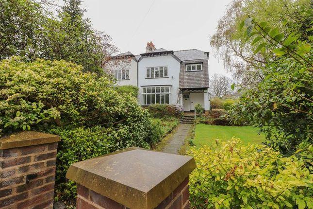 4 bed semi-detached house for sale in Carlton Road, Heaton, Bolton