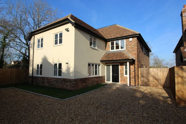 Thumbnail Detached house for sale in Plot 3, The Sycamores, Colmworth
