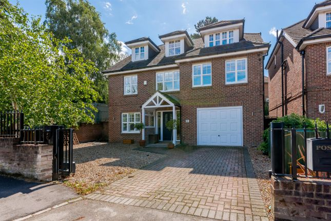 Thumbnail Detached house for sale in Park Farm Road, Bickley, Bromley