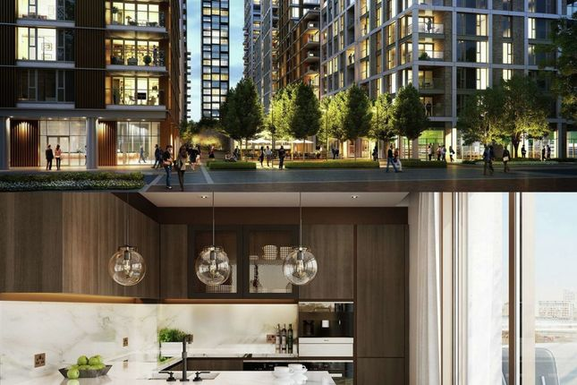 Thumbnail Flat for sale in Kensington House, Prince Of Wales Drive, Battersea