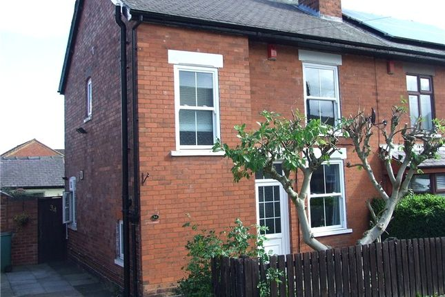 Thumbnail Semi-detached house for sale in Thompson Street, Langley Mill, Nottingham
