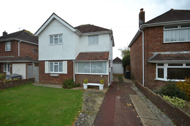 Thumbnail Detached house for sale in Meadows Road, Willingdon, Eastbourne