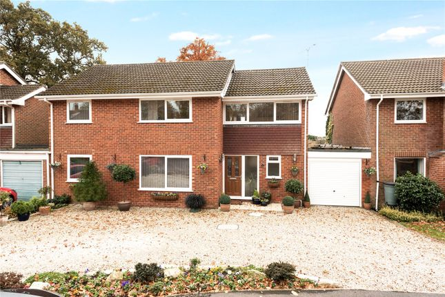 Thumbnail Detached house for sale in St. Johns Glebe, Rownhams, Southampton, Hampshire