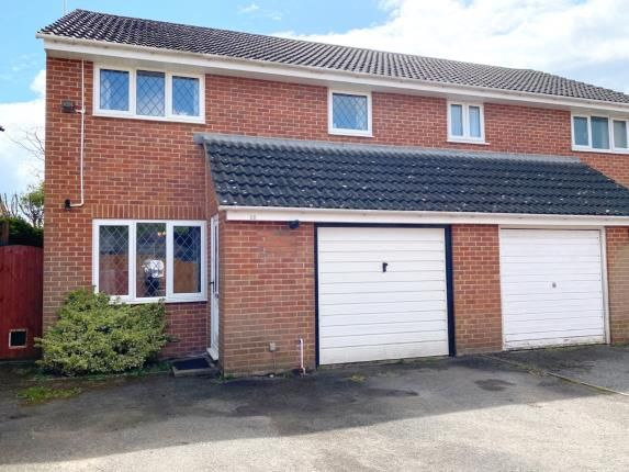 3 bed semi-detached house for sale in Marchwood, Southampton, Hampshire SO40